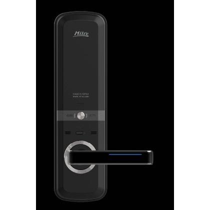 【Milre美樂】 四合一電子鎖MI-6500F  指紋+密碼+卡片+鑰匙